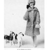 Knitted Barbie Doll Coat Pattern