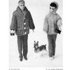 Barbie Ken Doll Coats Knitting Pattern