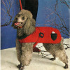 Dogs Knitted Jacket Pattern with Pockets