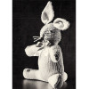 Vintage Bunny Rabbit Knitting patterrn
