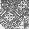 Vintage Spinning Wheel Crochet Afghan Pattern
