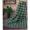 Vintage Old Granny Crochet Afghan Pattern