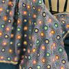 Flower Garden Afghan Crochet Pattern