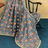 Floral Afghan Crochet pattern
