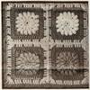 Flower Crochet Crochet Square Detail