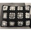 Crochet Granny Square Pillow Pattern