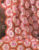 Colorful Flower Afghan Crochet Pattern