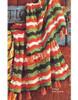 Crocheted Striped Blanket Pattern