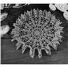 American Thread Star Spangled Doily Crochet Pattern