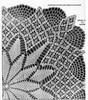 Crochet Doily Detail for Design 7391