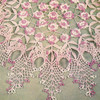 Rose Ruffle Crocheted Doily Pattern