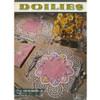 Vintage Daisy Edging Crochet Pattern for Linen Doily