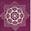 Vintage Lace Crocheted Doily Pattern