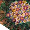 Ruffled Medallion Crochet Doily Pattern