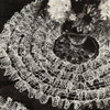 Five Rows of Ruffles Crochet Doily Pattern