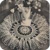 Ruffled Centerpiece Doily Crochet Pattern