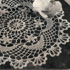 Scalloped Shell Doily Crochet Pattern