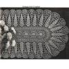 Vintage Wheat Crochet Runner Pattern