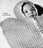 Vintage Crochet Baby Sack Pattern