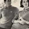 Matching Knit Pullovers Pattern