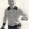 Vintage Striped Pullover Knitting pattern for men