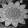 Crocheted Dressy Doilies Pattern Leaflet 87