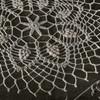 Large Pineapple Crochet Doily Pattern called Kingfisher Nest