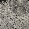 Floral Ruffled Doily Crochet Pattern