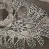 Ruffled Shooting Star Crochet Pineapple Doily Pattern