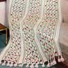 Knitting Pattern for Rosebud Afghan