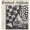 Alice Brooks 6542 Four Knitted Geometric Afghans