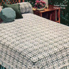 Crocheted California Modern Bedspread Pattern