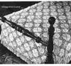 Irish Crochet Bedspread Pattern Square No 6119
