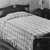 Guipure Lace Crocheted Bedspread Pattern