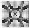 Golden Wedding Crochet Square Pattern
