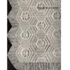 Vintage Crochet Water Lily Bedspread Pattern No 553