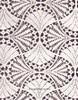 Fan Flowers Crochet Bedspread Pattern, Vintage 1943