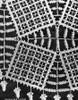 Crochet Blocks Bedspread Pattern Illustration No 802