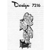 Mail Order 7216, Butterfly Crochet Doily Set