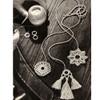 Crochet Pull Ornaments Pattern