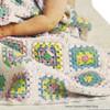 Granny Baby Afghan Crochet Pattern