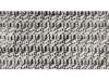 Toddler crochet dress pattern stitch detail