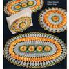 Flower Crocheted Hot Mats Pattern