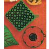 Crochet Poppy Potholder Pattern