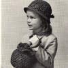 Cute hat and Drawstring Girls Bag Pattern