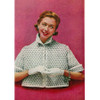 Short Sleeve Bedjacket Knitting pattern