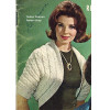 Cable Shrug Knitting Pattern