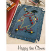 Crochet Clown Rug Pattern