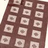 Vintage Flower Crochet Area Rug pattern