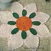 Flower Crochet Rug Pattern